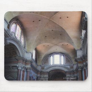 Interior view of Santa Maria degli Angeli in Mouse Mat