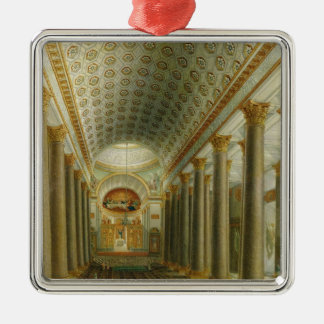 Interior view of the Kazan Cathedral Christmas Ornament