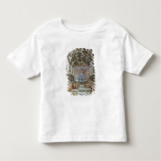 Interior view of the Sistine Chapel Shirts