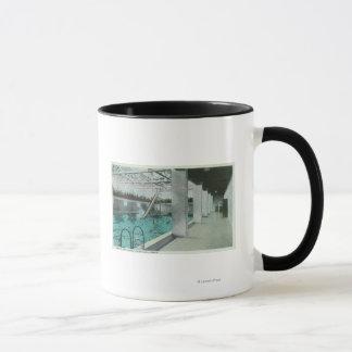 Interior View of the Ventura Bath House Mug