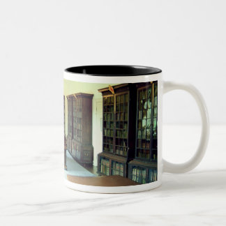 Interior view Two-Tone coffee mug