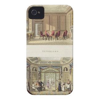 Interiors: The Old Cedar Parlour and The Modern Li Case-Mate iPhone 4 Case