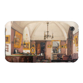 Interiors Winter Palace Ukhtomsky Konstantin paint Case-Mate iPhone 3 Cases