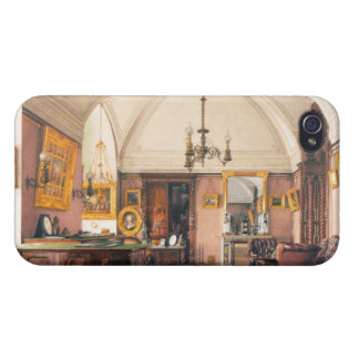 Interiors Winter Palace Ukhtomsky Konstantin paint iPhone 4/4S Cases