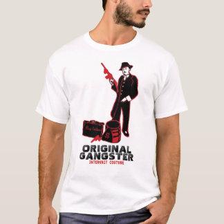 INTERKNIT COUTURE - Mobster Original Gangster T-Shirt