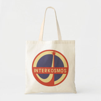 Interkosmos Tote Bags