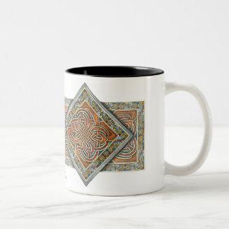 Interlace Panels Mug