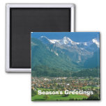 Interlaken and the Jungfrau Magnet