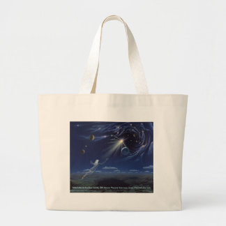 Interlude at Another Level, Interlude at Anothe... Jumbo Tote Bag