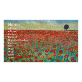 Interlude Business Card Template