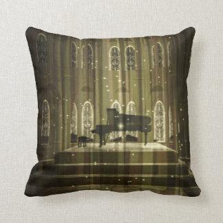 Interlude pillow throw pillow