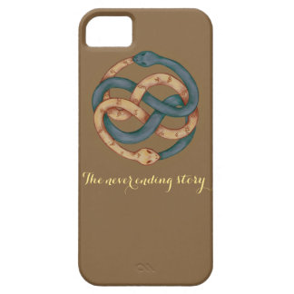 interminable history founds iphone iPhone 5 cover