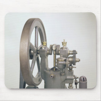 Internal combustion engine, 1876 mouse mat