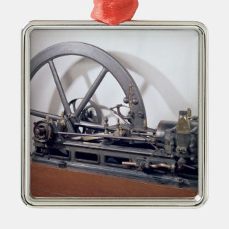 Internal combustion engine christmas ornament