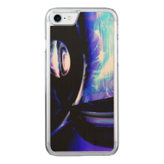 Internal Forces Abstract Carved iPhone 8/7 Case