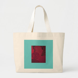 Internal Rhyme Jumbo Tote Bag