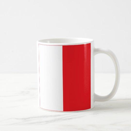 International Alphabet Flags H Coffee Mug