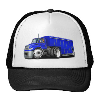 International Blue Delivery Truck.png Cap