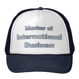 International Business Cap