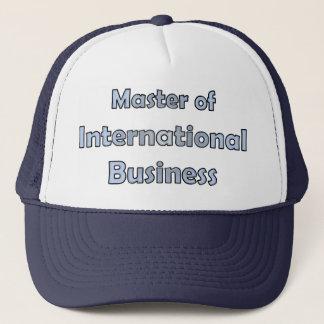 International Business Trucker Hat