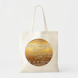 International Christmas Greeting - Tote Bag 1