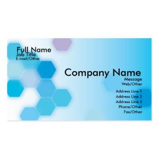 International Cuisines  Card Business Card Template