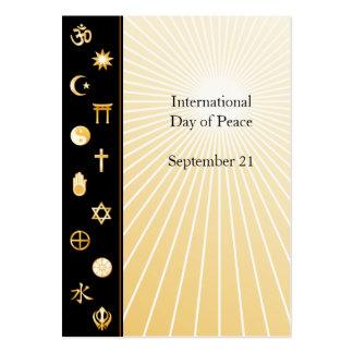 International Faith Business Card
