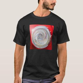 International Fire Truck Headlight Twirl Design T-Shirt