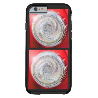 International Fire Truck Headlight Twirl Design Tough iPhone 6 Case