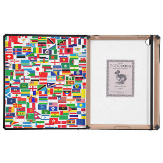 INTERNATIONAL FLAG PATTERN CASES FOR iPad