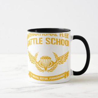 International Fleet Battle School Ender Mug