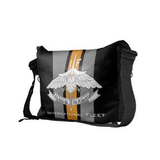 International Fleet/Dragon Army Courier Bag
