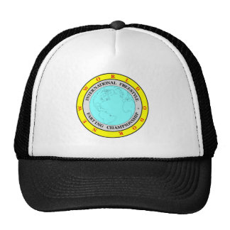 INTERNATIONAL FREESTYLE FARTING CHAMPOINSHIP TRUCKER HAT