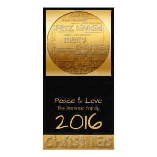 International G Greeting Xmas Personalized PhotoC Card