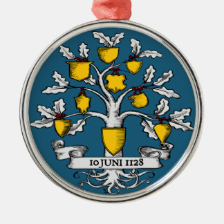 International Heraldry Day Christmas Ornament