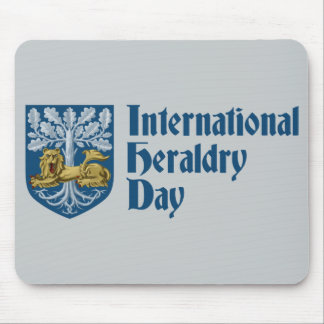International Heraldry Day Mouse Mat
