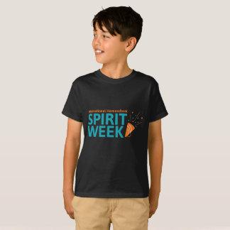 International Homeschool Spirit Week t-shirt