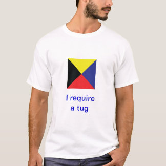 International Maritime Signal Flags T-Shirt
