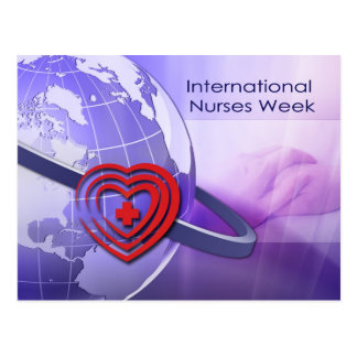 International Nurses Week Postcards