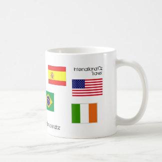 International Oz - Backpackers Coffee Mug