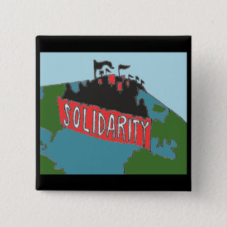 International Solidarity button