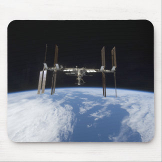International Space Station 11 Mouse Pad