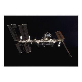 International Space Station 11 Photo Print