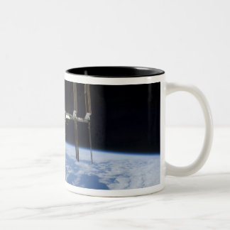 International Space Station 11 Two-Tone Coffee Mug