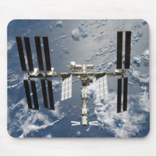 International Space Station 14 Mouse Pad