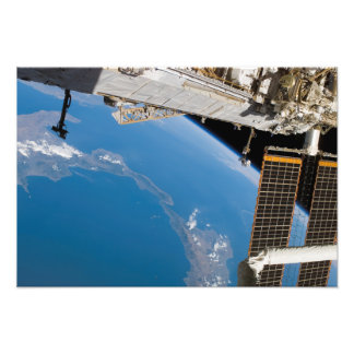 International Space Station 15 Photo Print