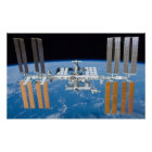 """International Space Station 16""""x26"""" poster"""
