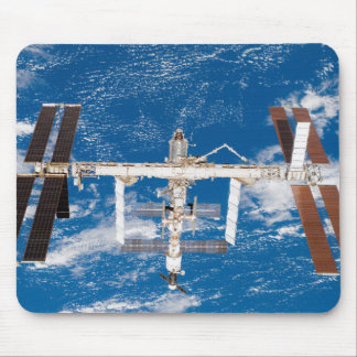 International Space Station 17 Mouse Mat