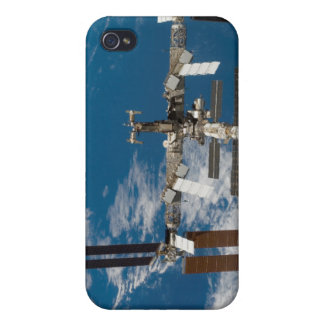 International Space Station 18 iPhone 4 Cover
