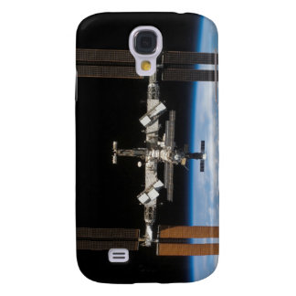 International Space Station 19 Galaxy S4 Case
